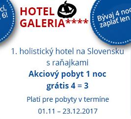 Hotel Galéria****