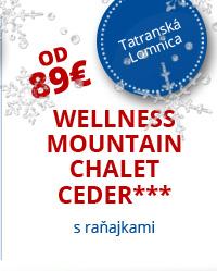 Wellness Mountain Chalet Ceder***