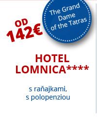 Hotel Lomnica****